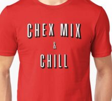 Chex Mix & Chill Unisex T-Shirt