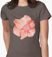 Pretty Pink Daffodil Graphic T-Shirt