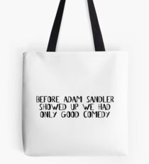 Comedian Funny Stand Up Comedy Movies Tote Bag