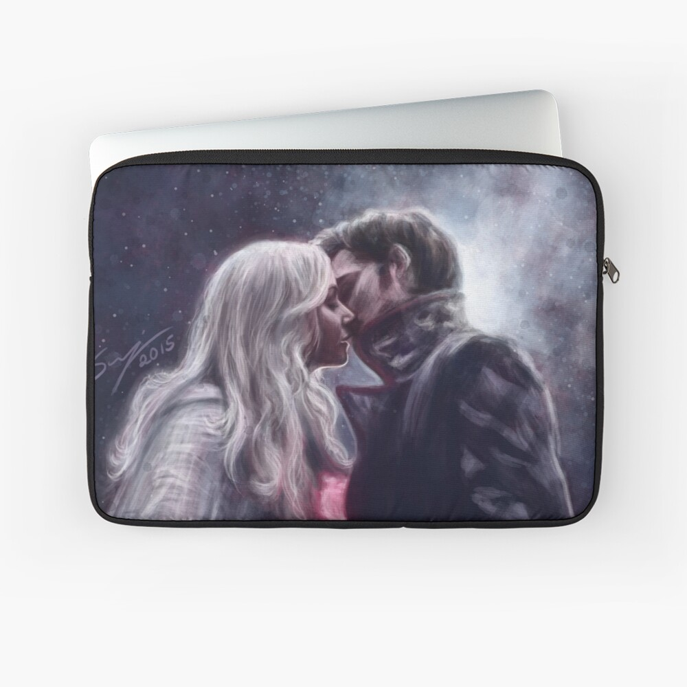 Now That We're Alone Laptop Sleeve