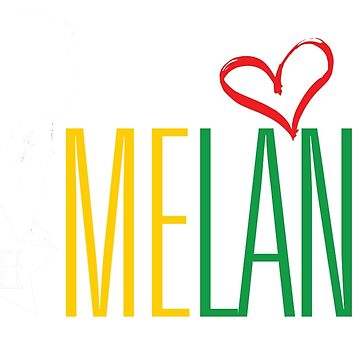 I Love Melanin Women by MyHeritage
