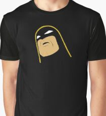 Space Ghost - Tilted Head - Colored Clean Graphic T-Shirt