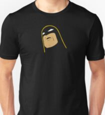 Space Ghost - Tilted Head - Colored Clean T-Shirt