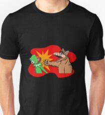 War of the puppets  T-Shirt