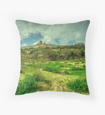 Medina  Throw Pillow