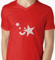 Erased 2 Men's V-Neck T-Shirt