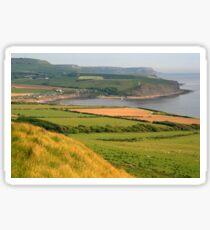 Purbeck Landscape Sticker