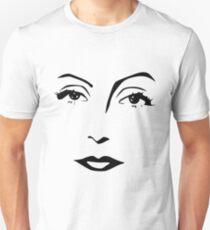 Old Hollywood - Greta Garbo Unisex T-Shirt