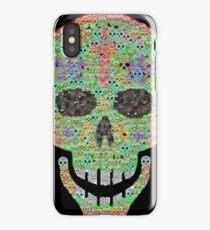 Crâne 2 iPhone Case/Skin
