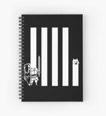Undertale Spiral Notebook