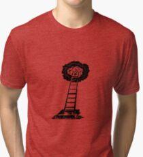 The Stairs Tri-blend T-Shirt