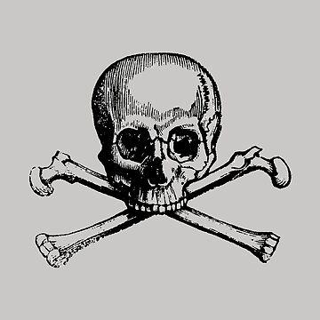 The Masonic Skull by boazjachin