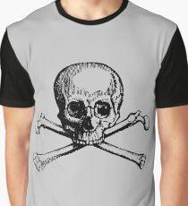 The Masonic Skull Graphic T-Shirt