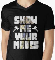 Captain Falcon Men's V-Neck T-Shirt