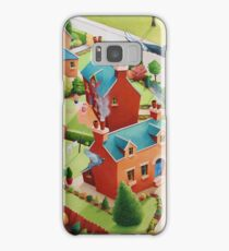 The Neighbours Samsung Galaxy Case/Skin