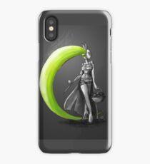 Rainbow Punk: Electrolime Grenade iPhone Case/Skin