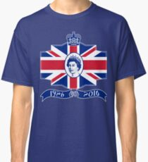 Queen Elizabeth 90th Birthday Classic T-Shirt