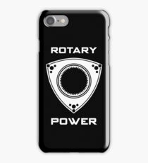 Rotary Power iPhone Case/Skin