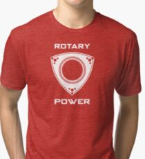 Rotary Power Tri-blend T-Shirt