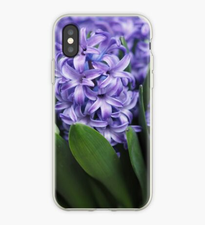 Hyacinth Food of Thy Soul iPhone Case