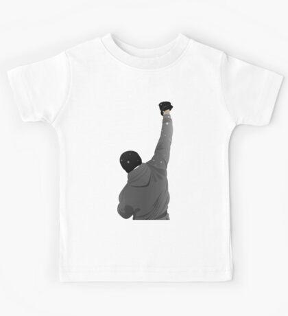 Rocky Balboa - Air Punch Kids Tee