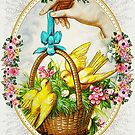 SPRING BLESSINGS by Tammera