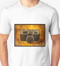 Rank Mamiya Rangefinder Unisex T-Shirt