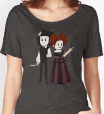 Sweeney Todd & Mrs. Lovett Women's Relaxed Fit T-Shirt
