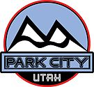 Park City Utah Mountains Skiing Art by MyHandmadeSigns