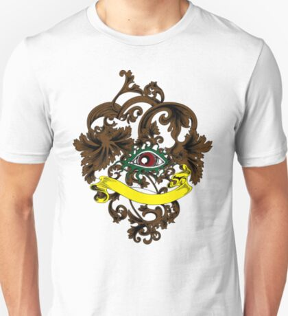 Evil Eye With Swirls T-Shirt