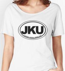 Jakku Destination Women's Relaxed Fit T-Shirt