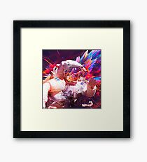 Abstract 35 Framed Print