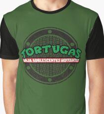 Tortugas Ninja Graphic T-Shirt