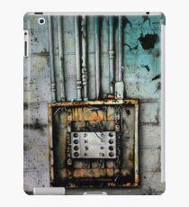 Electrical iPad Case/Skin