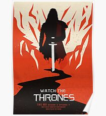 Watch the Thrones Poster