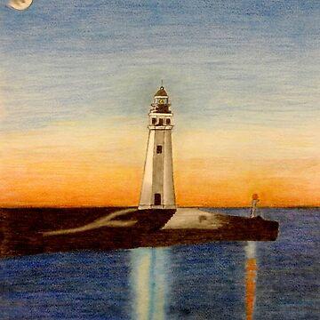 Lighthouse by karriezenz