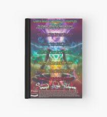 Chakra Balancing Solfeggio Frequencies Meditation Help Chart Hardcover Journal