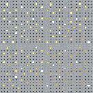 Pin Points Grey, Gold and White by ProjectM