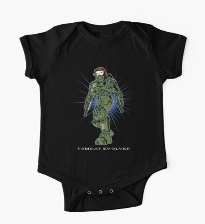 Halo Kitty Kids Clothes
