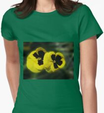 Golden Slumbers Womens Fitted T-Shirt