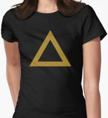 DELTA Womens Fitted T-Shirt