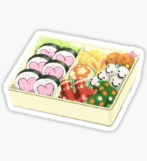 Anime Bento Sticker