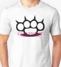 GIRLFIGHT - Main Brass Knuckles Logo T-Shirt