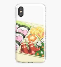 Anime Bento iPhone Case/Skin