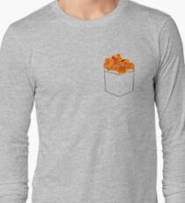 What's in the Pocketolli Long Sleeve T-Shirt