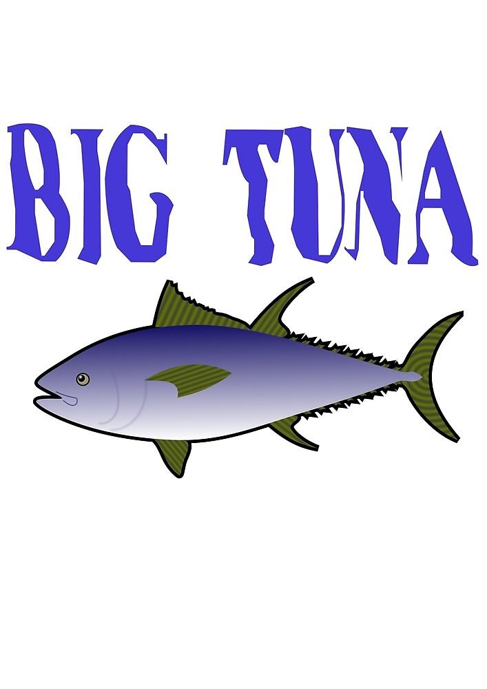 """Big Tuna"" by barrelroll1   Redbubble - photo#35"
