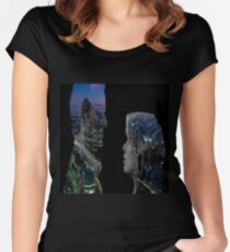 Lost in Translation Women's Fitted Scoop T-Shirt
