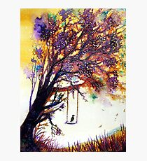Tree Song Photographic Print