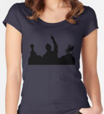 It stinks Women's Fitted Scoop T-Shirt