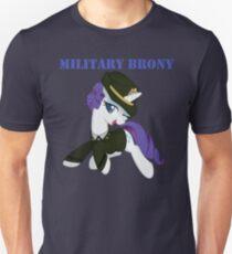 1AP Rarity Military Brony T-Shirt